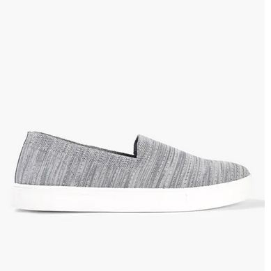 Printed Slip-On Casual Shoes