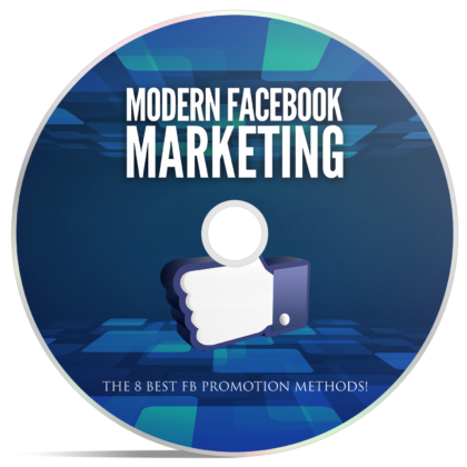 Modern Facebook Marketing Video Course – ₹199