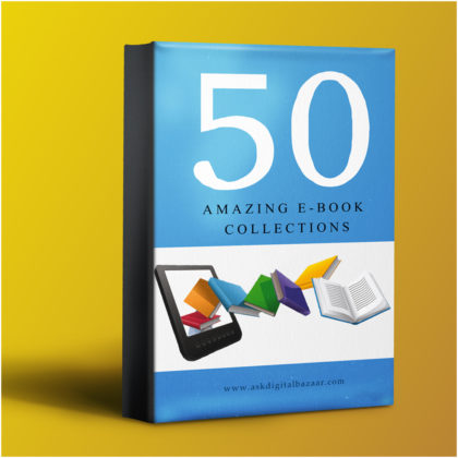 50 Amazing E-Book Collection -Just ₹249/-