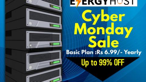 Cyber Monday Sale 2020