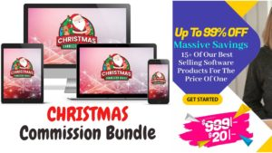 CHRISTMAS Commission Bundle