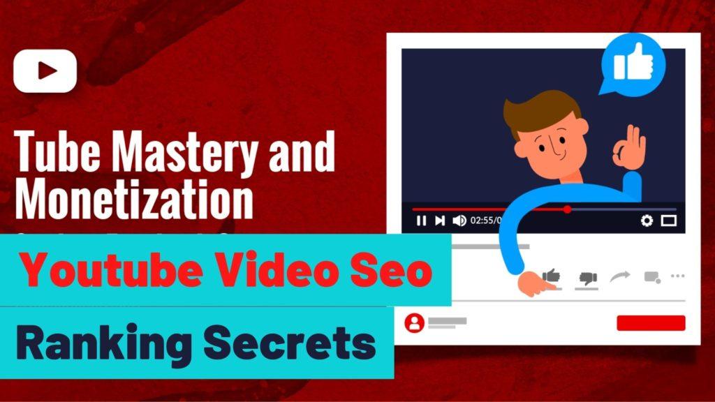Youtube Video Seo Ranking Secrets