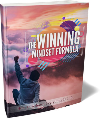 You need to accept that it is going to take time and effort to develop your winning mindset. Know what you really want, set goals and make plans, change your subconscious mind to empower you to achieve your goals. It is important that you understand how your brain works so that you strengthen your belief that you can develop a winning mindset. Taking consistent action is essential for the development of a winning mindset