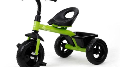 Baby Tricycle Trike Cycle for Kids of 1.5 to 5 Years with Basket