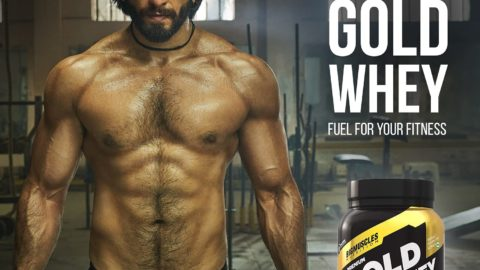 Bigmuscles Nutrition Premium Gold Whey 1Kg